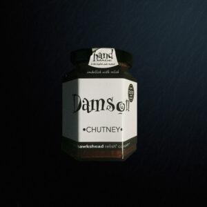 Hawkshead damson chutney